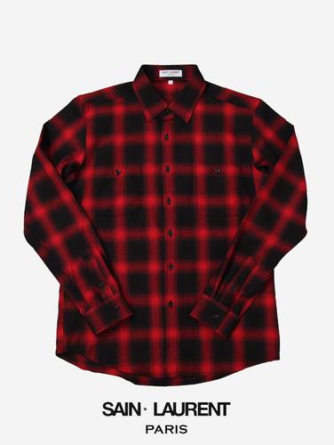 no.66) 세인트*랑 st 체크 패턴 3컬러 셔츠