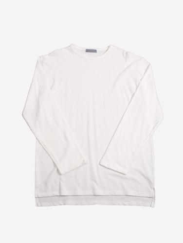 111) 사이드 트임 박스핏 3컬러 티셔츠