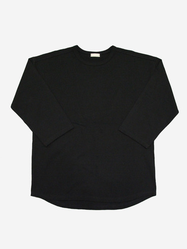no.12) 라운드 4컬러 9부 박스 티셔츠