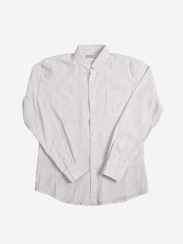 134) 레스 씬 스트라이프 3컬러 셔츠