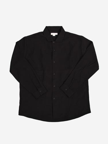 143) 라운지 2컬러 루즈핏 셔츠