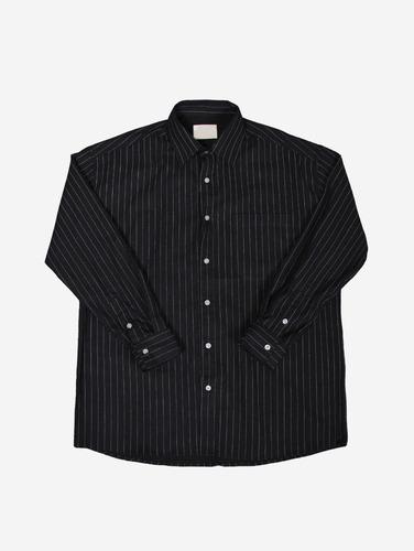 NO.22) 스트라이프 4컬러 박스핏 셔츠