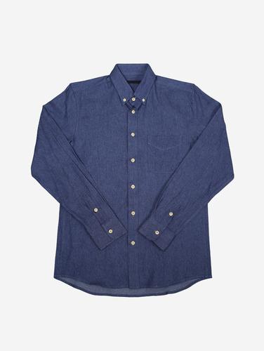 058) A.P.* st 바이오 데님 셔츠