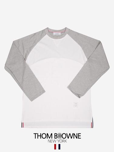 no.66) 톰 *라운 st 삼선 포인트 나그랑 4컬러 티셔츠