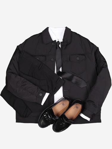 062) 로이드 2컬러 패딩 자켓